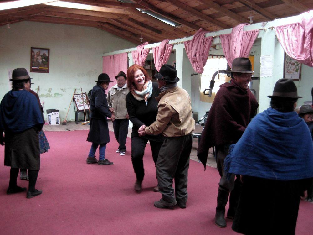 Tanzen in Peru