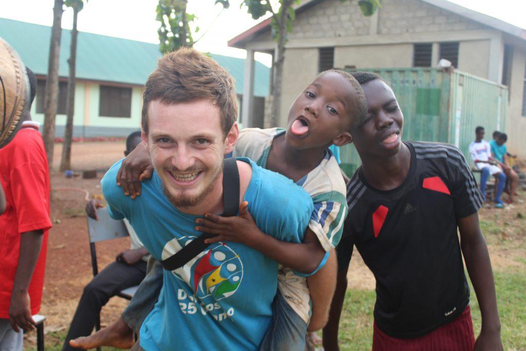 Ghana - Eine Erfahrung fürs ganze Leben