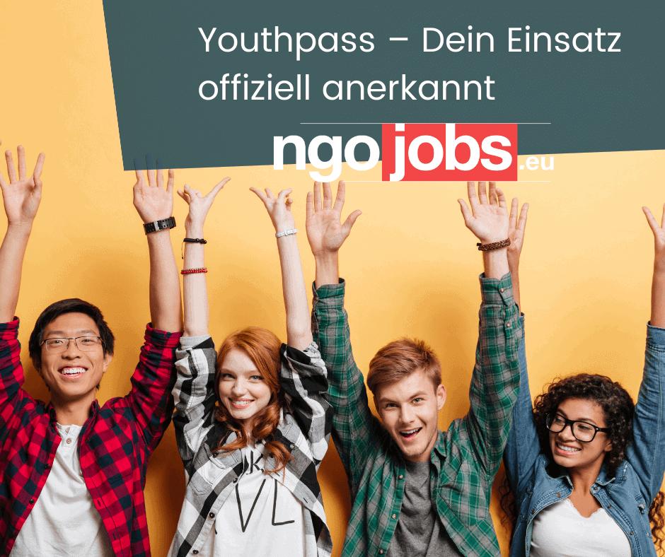Youthpass – Dein Einsatz offiziell anerkannt
