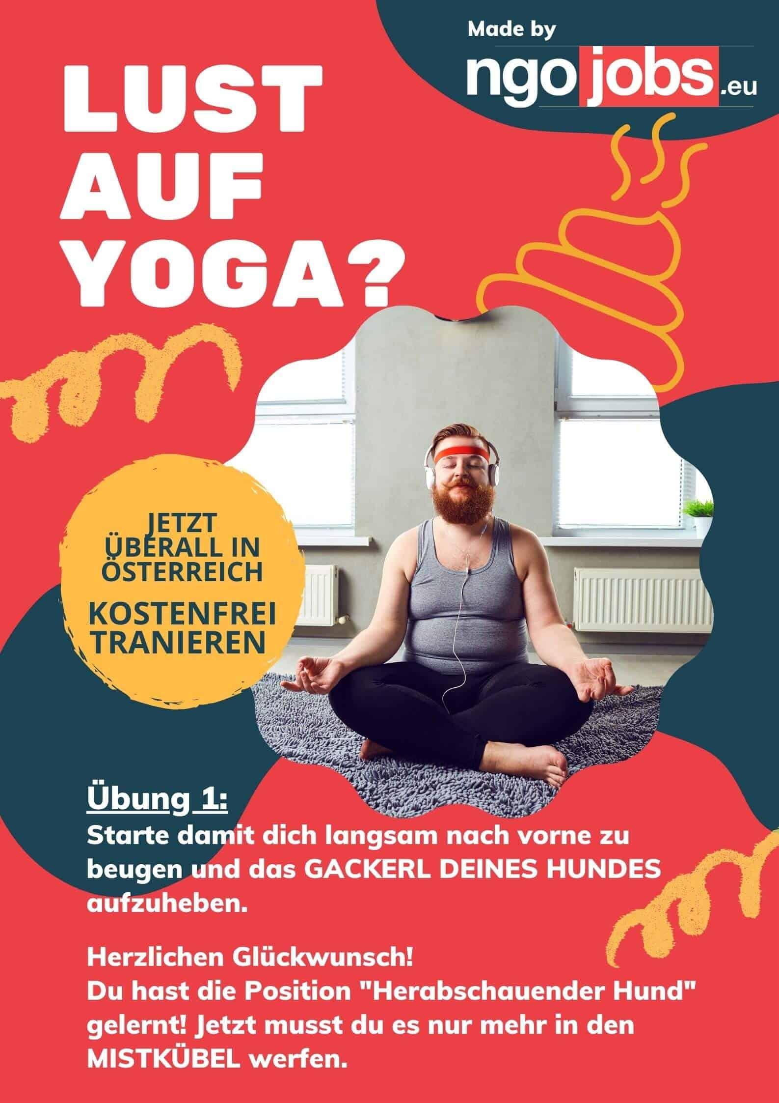Lust auf Yoga 4 1