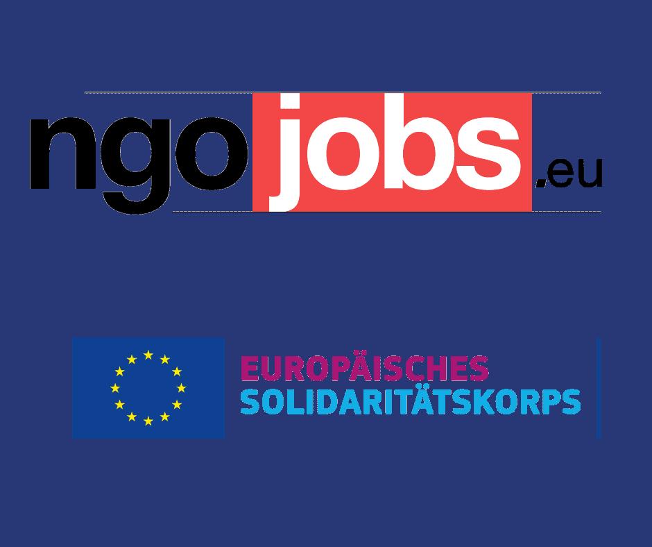 NGOJobs.eu & Europäisches Solidaritätskorps