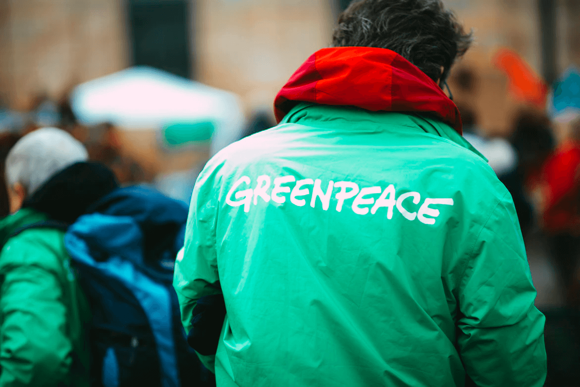 greenpeace fundraising banner 09 21