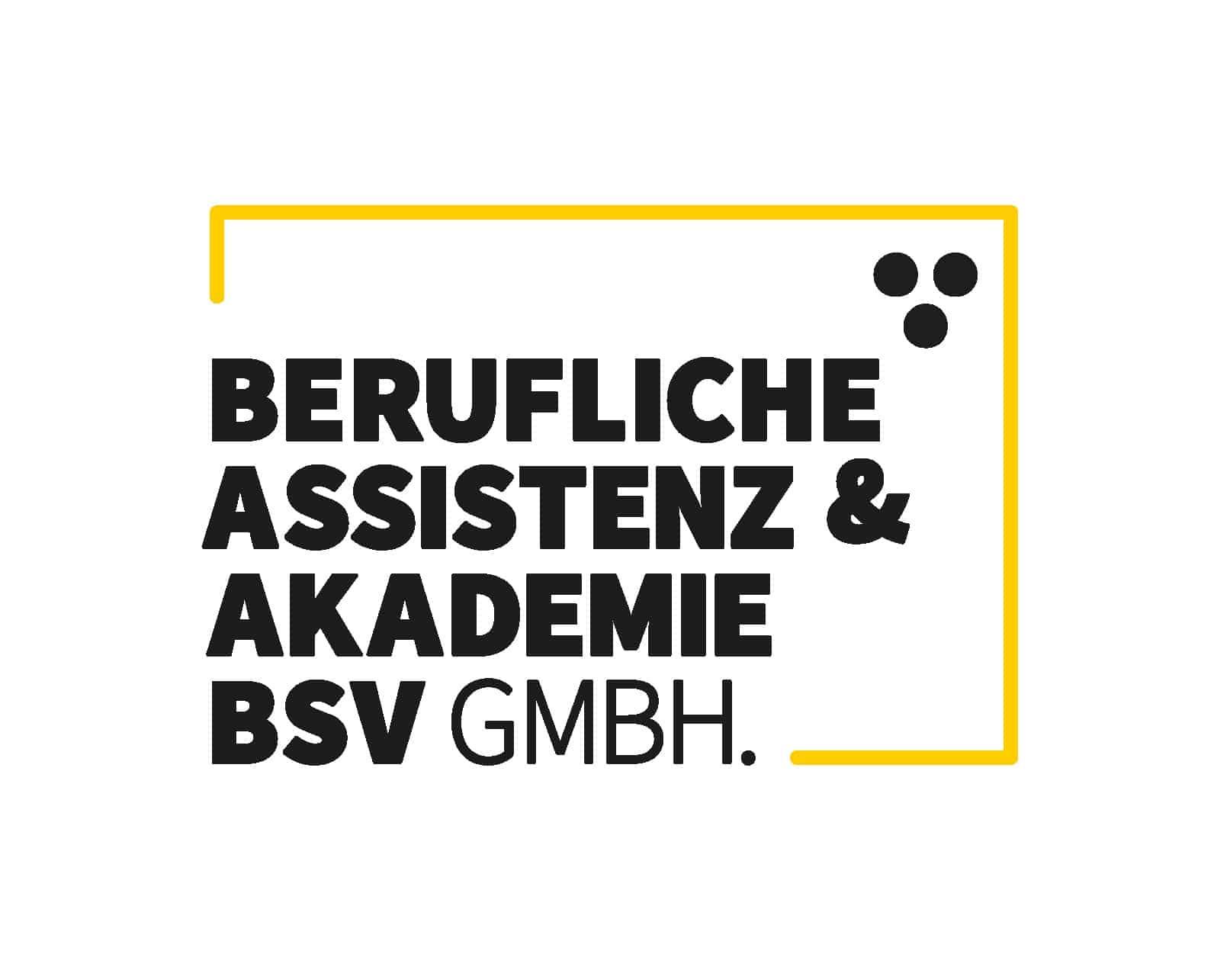 Berufliche Assistenz & Akademie BSV GMBH.