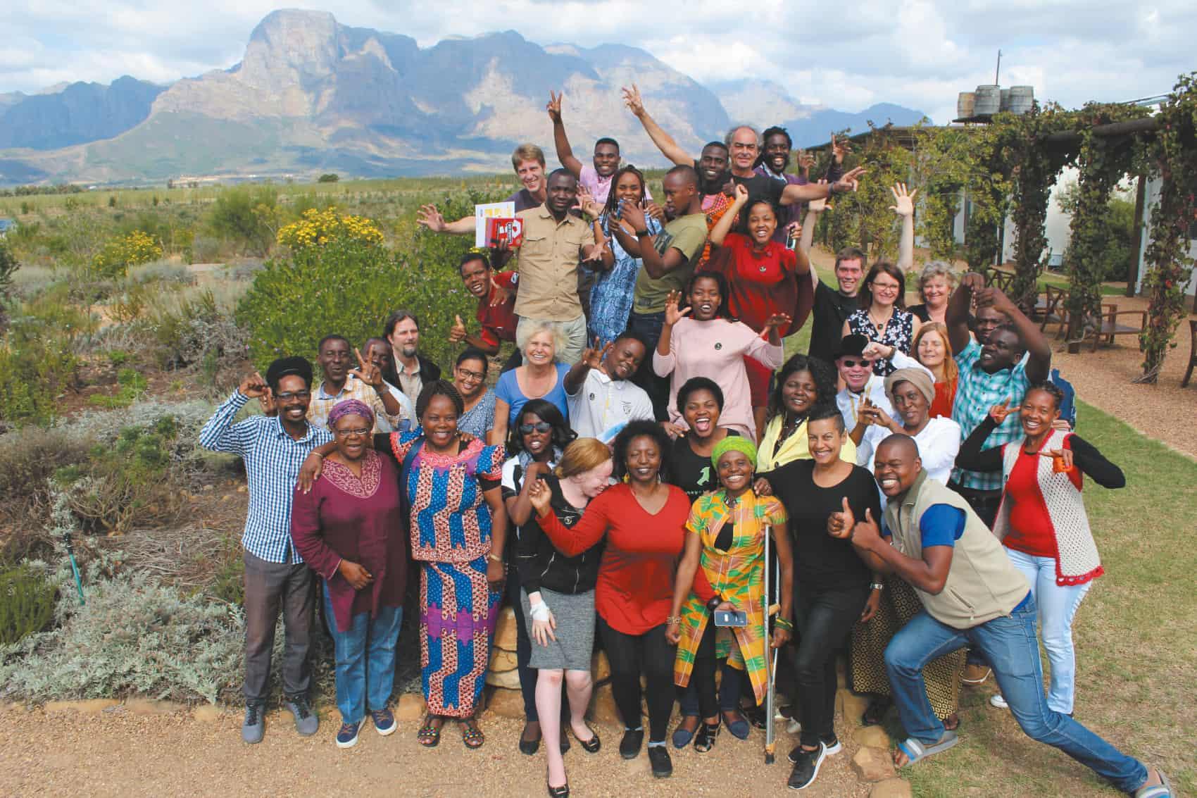 Weltfriedensdienst im suedlichen Afrika©Don Edkins 1
