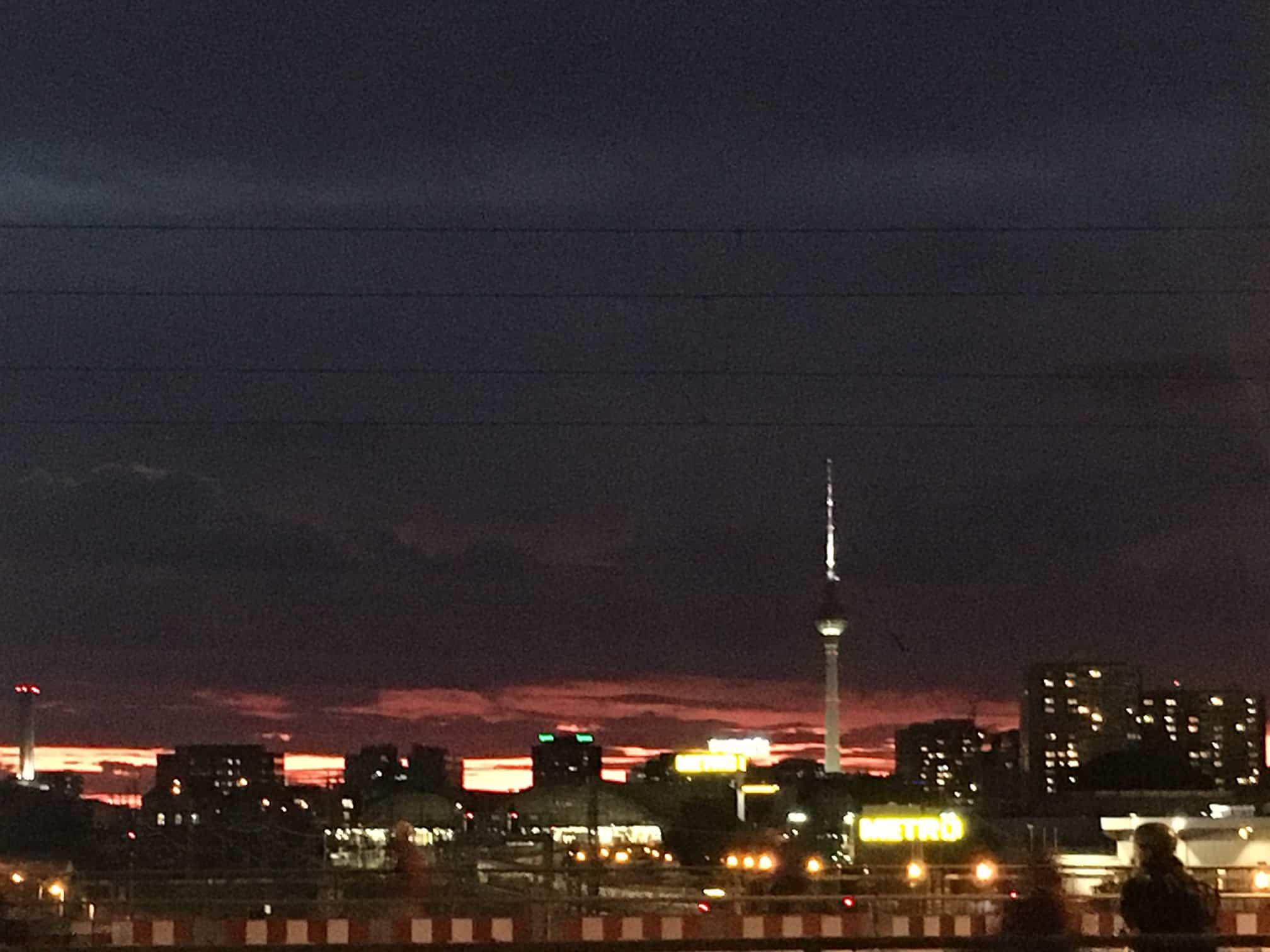 Berlin bei Nacht 1