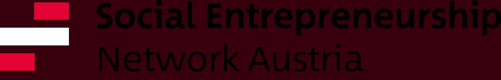 SENA Logo lang schwarz